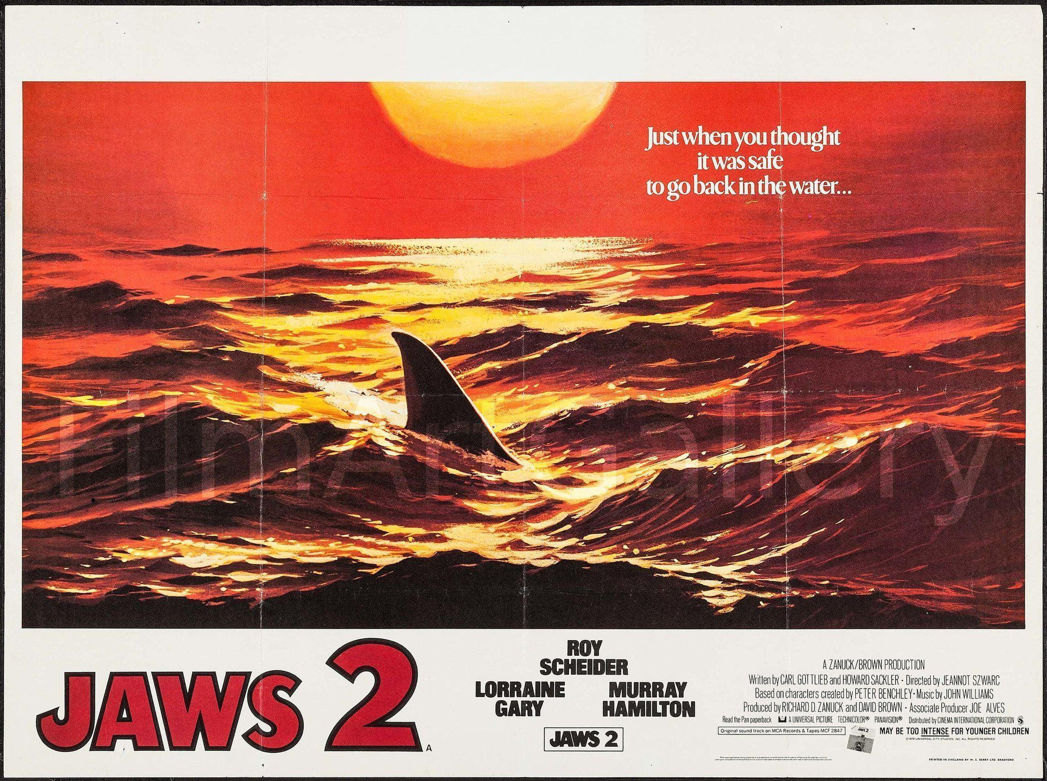 Where Was Jaws 2 Filmed