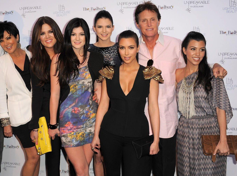 Caitlyn Jenner grandchildren