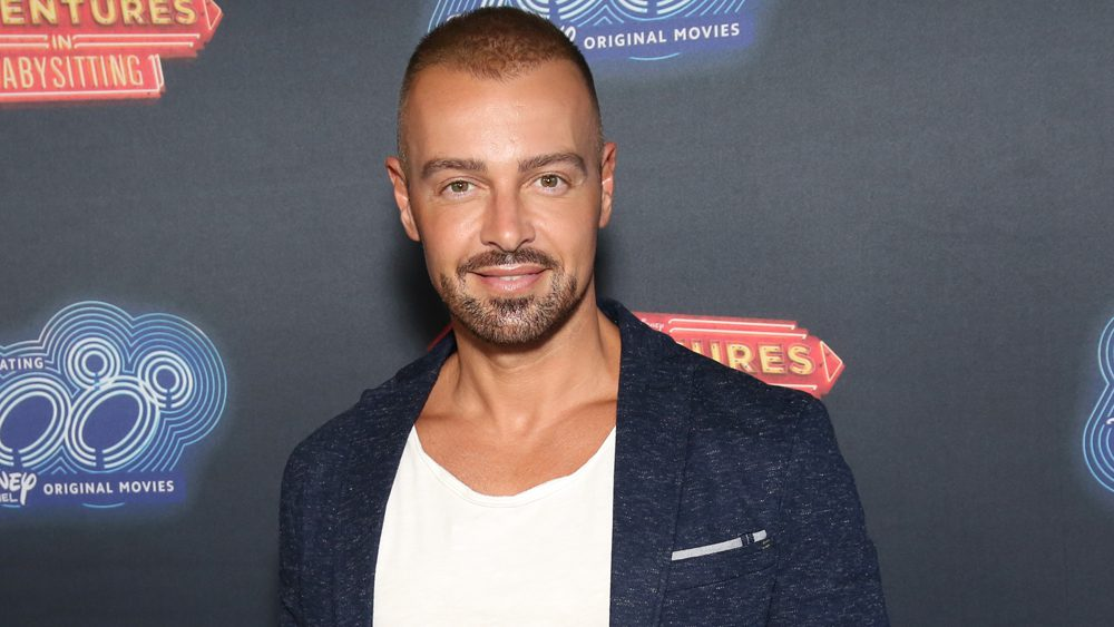 Who Is Joey Lawrence Dating?