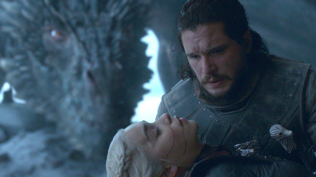 Does Daenerys die in GOT