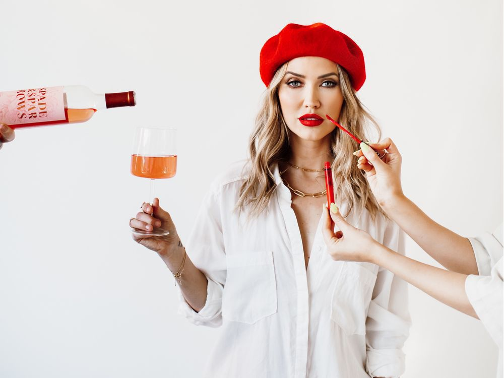 Spades And Sparrows, the wine line launched by Kaitlyn Bristowe