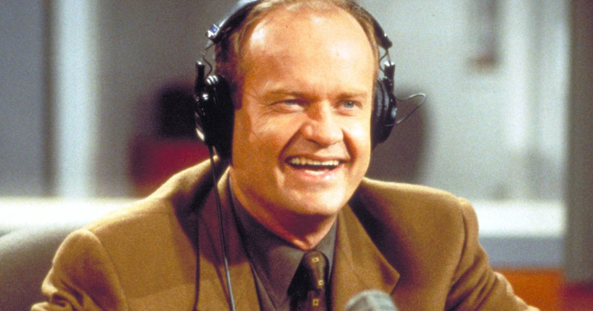 Who Does Frasier End Up With