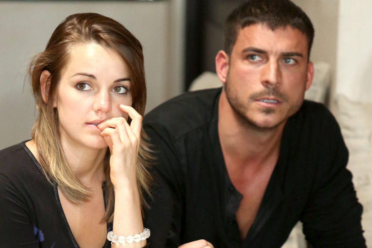 Laura-Leigh and Jax Taylor