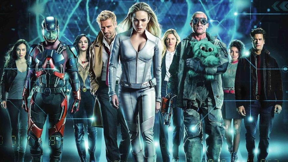 DC's Legends of Tomorrow Season 6 Episode15