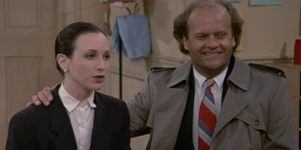 Frasier End Up With