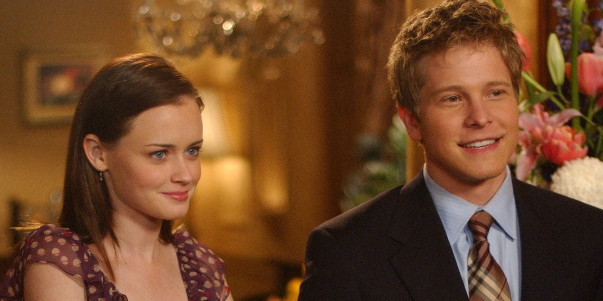 Rory Gilmore End Up
