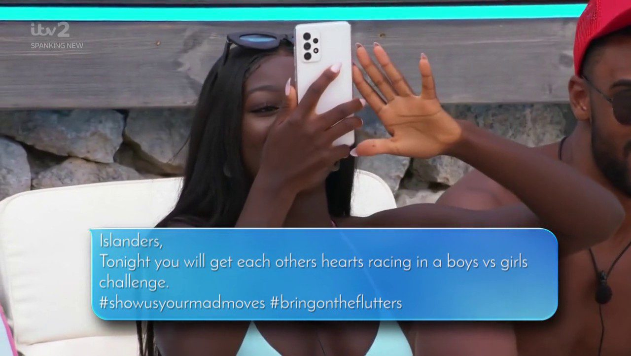 Events From Previous Episode That May Affect Love Island Season 7 Episode 47