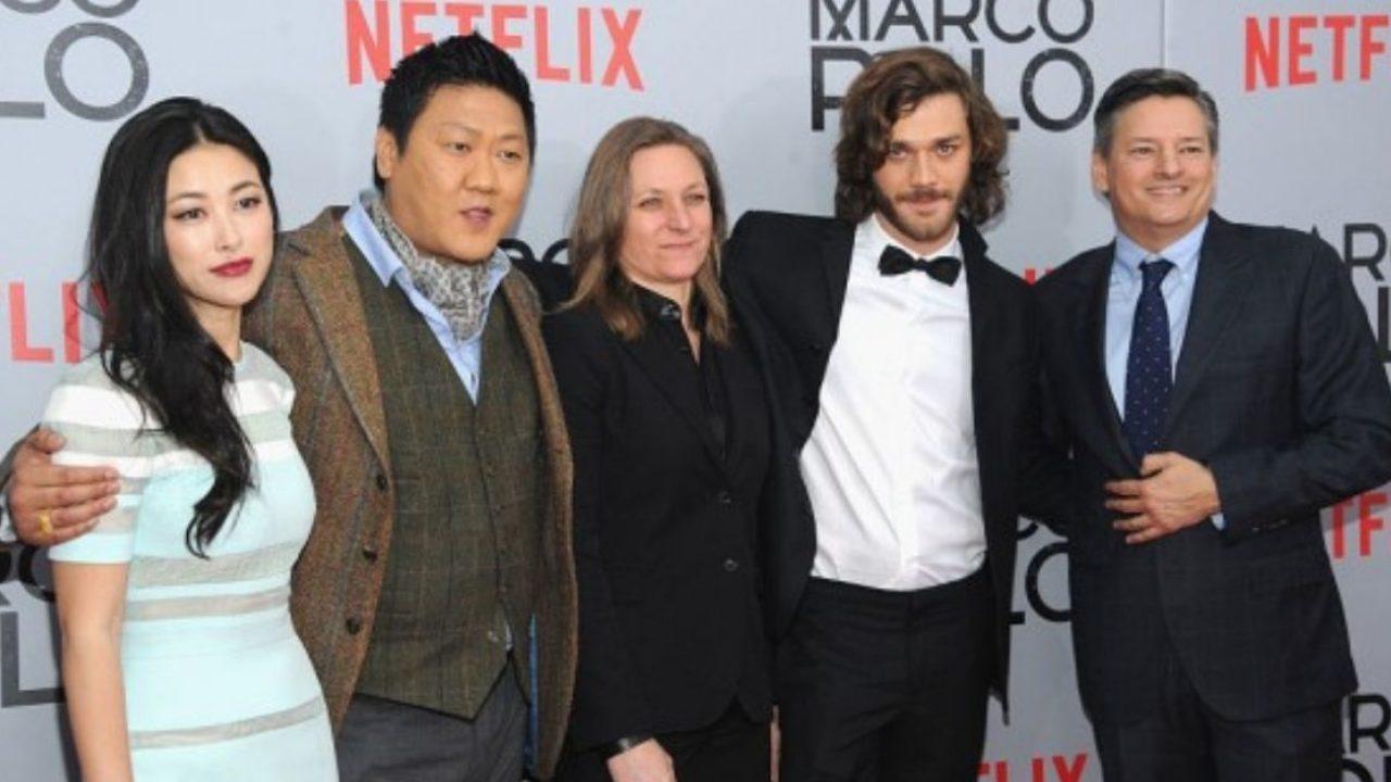 Marco Polo season 2 ending.