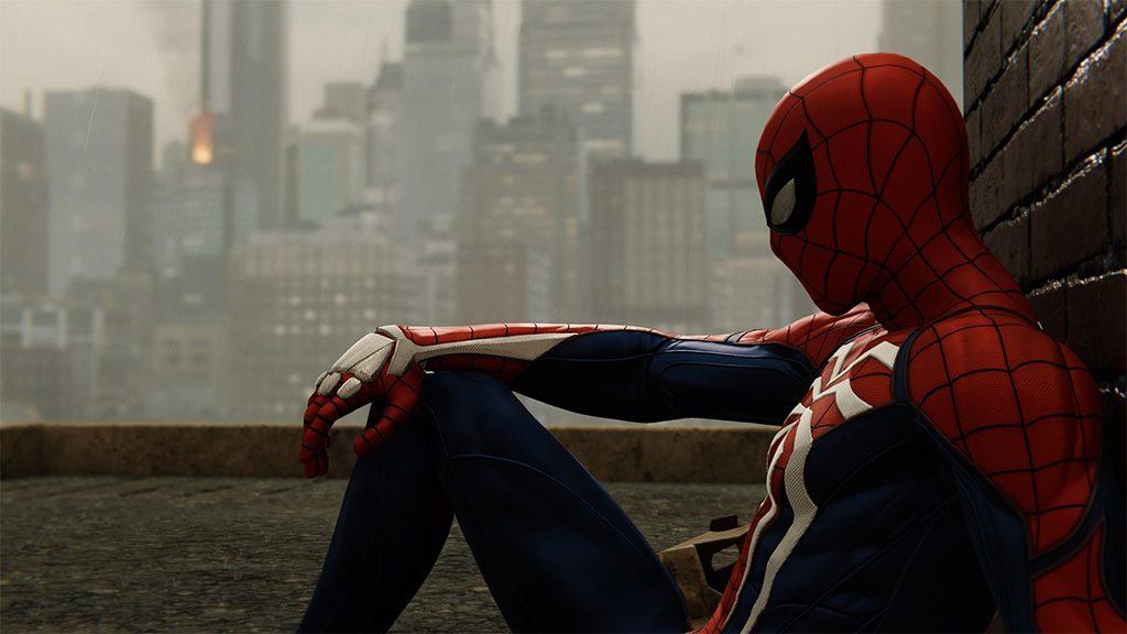Marvel's Spider-Man, Top 10 PlayStation Games 2021