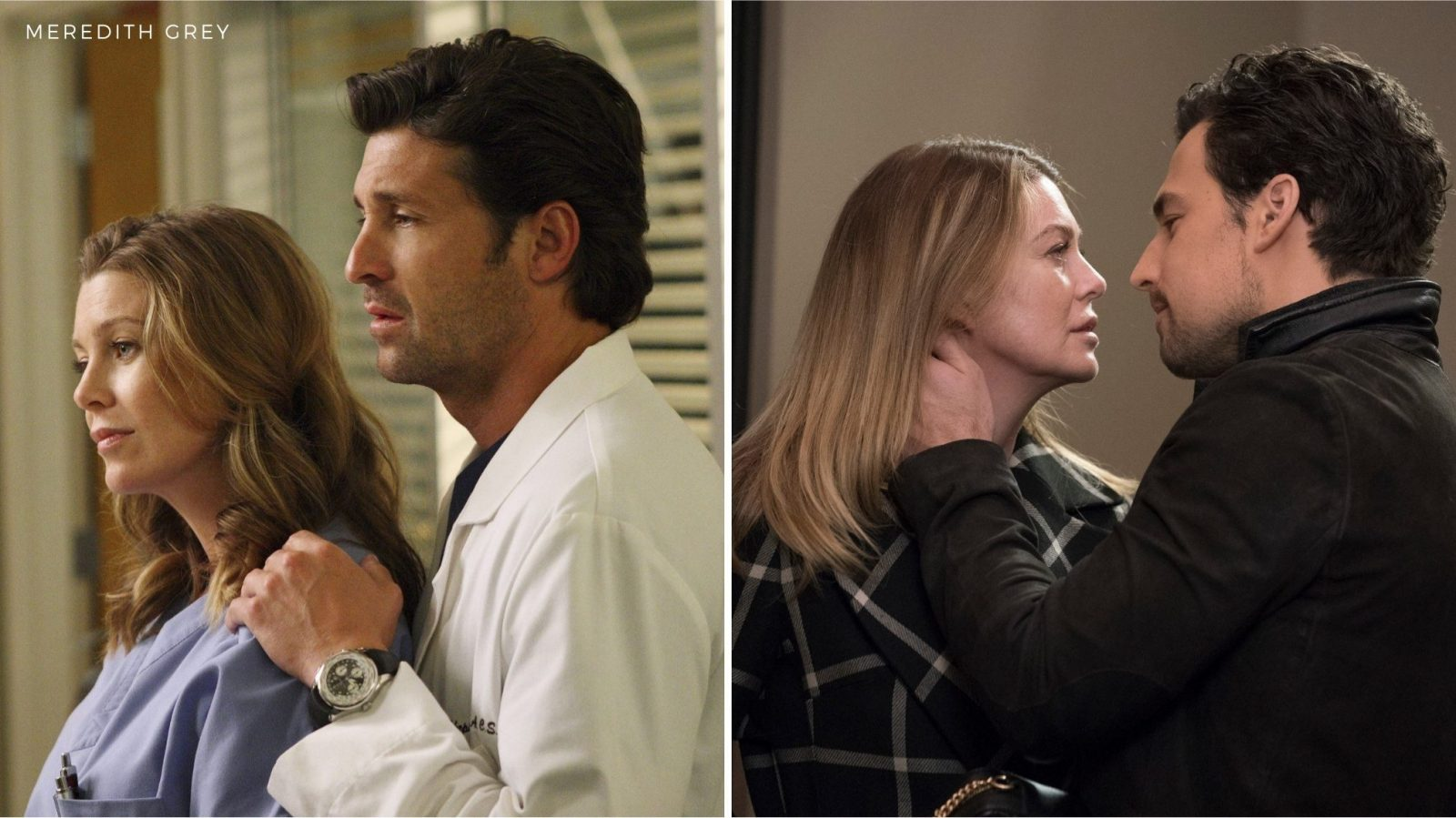 Meredith's Love Interests