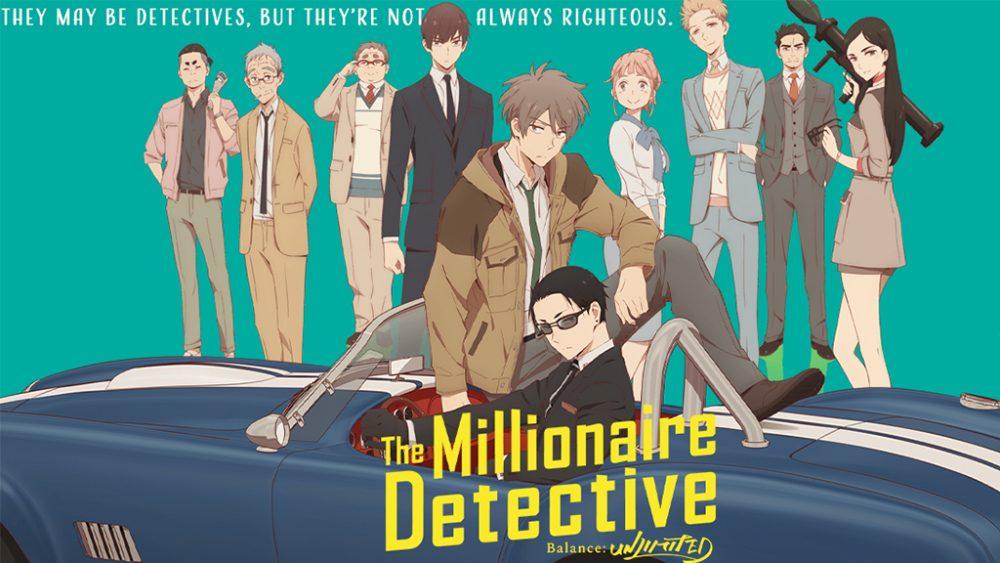 Anime Like Millionaire Detective