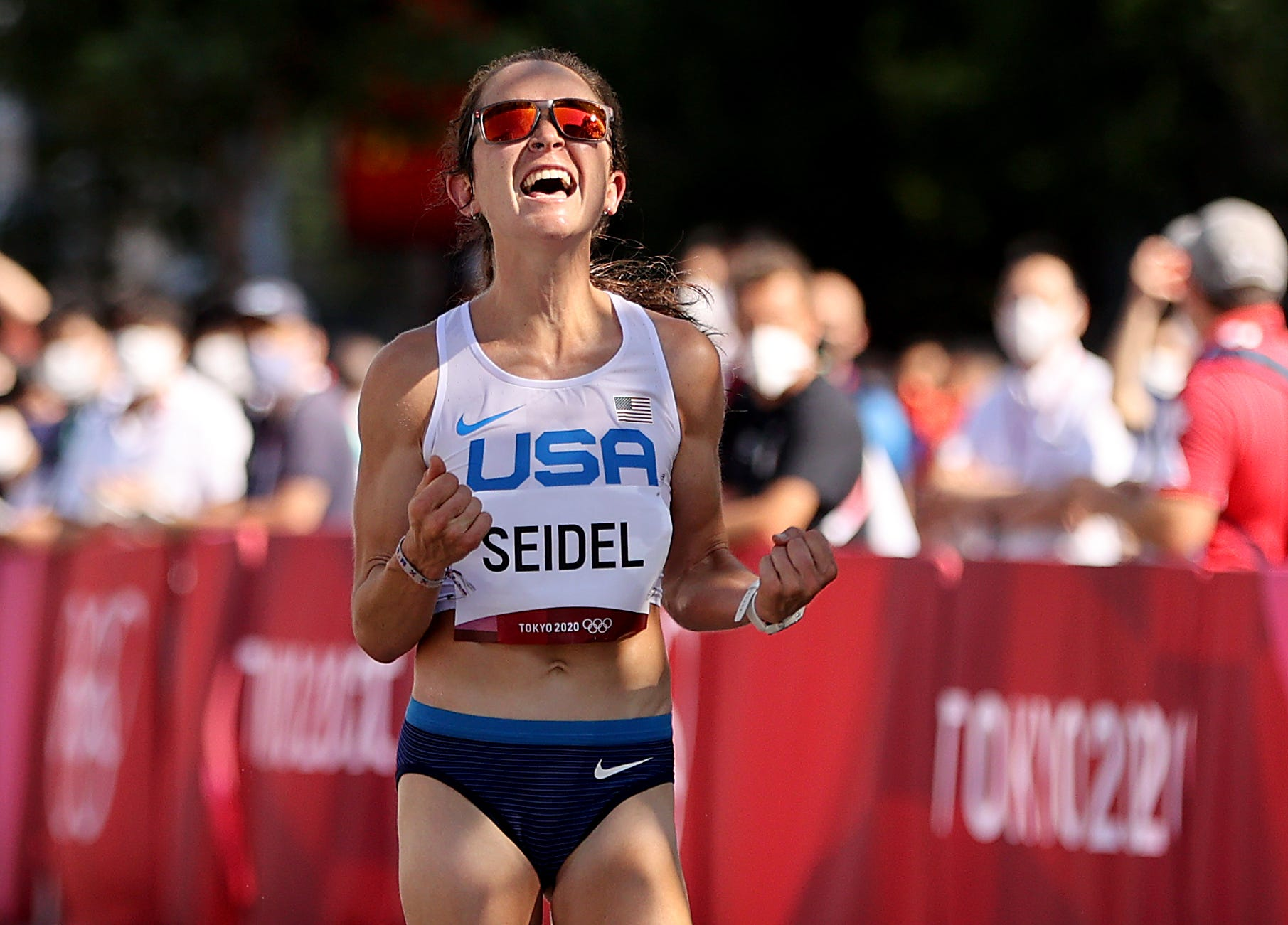 Molly Seidel