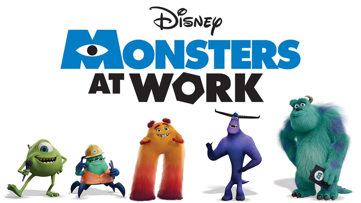 Monsters At Work Season 1 Episode Schedule