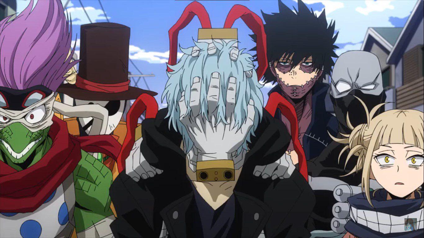 My Hero Academia Season 5 Episode 21