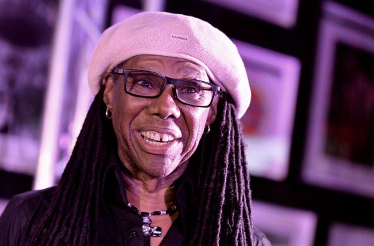 Nile Rodgers organized a fundraiser in India.