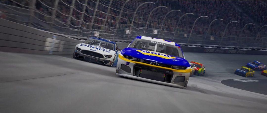 NASCAR 21: Ignition trailer