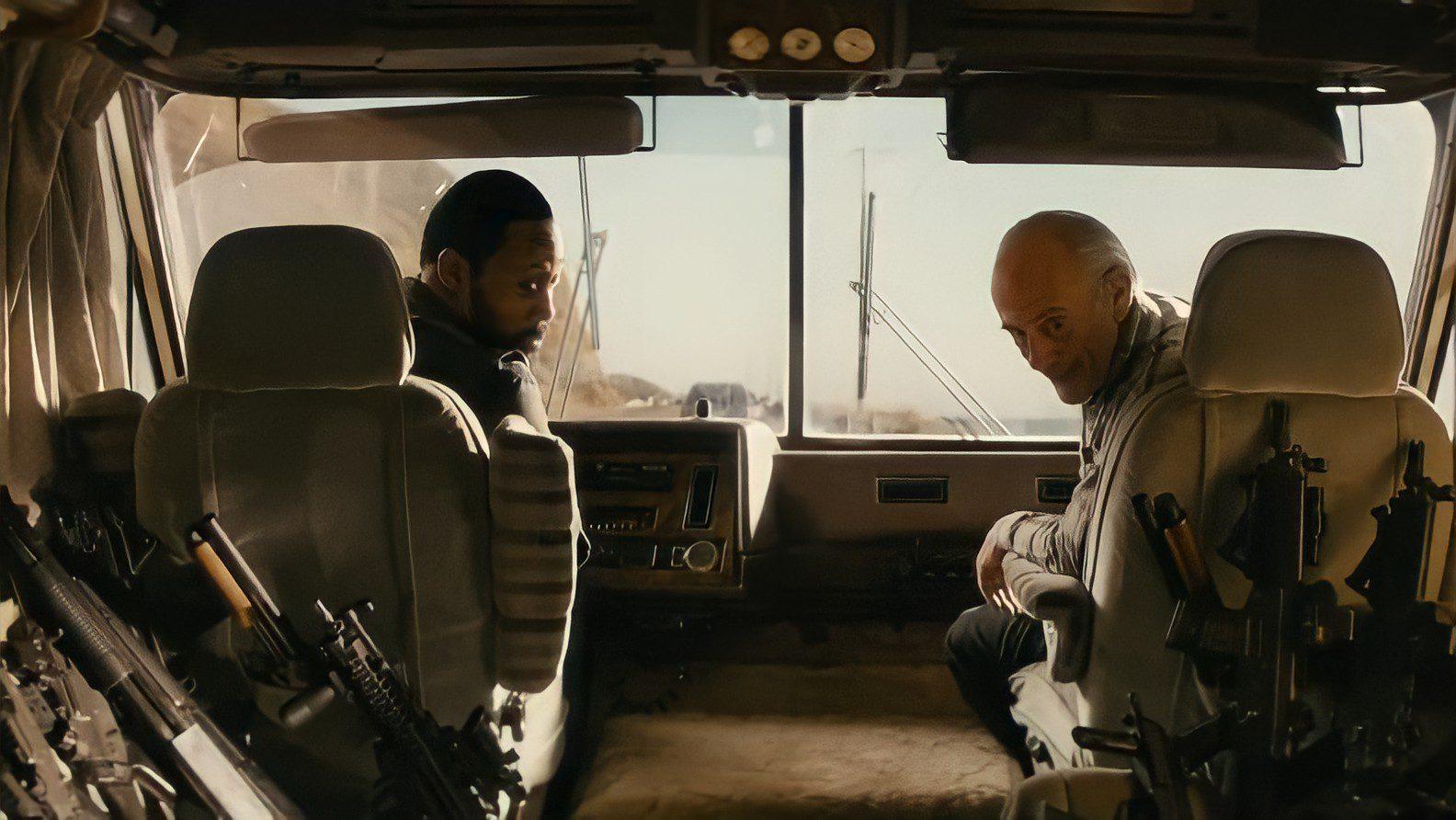 Nobody ending post-credits scene