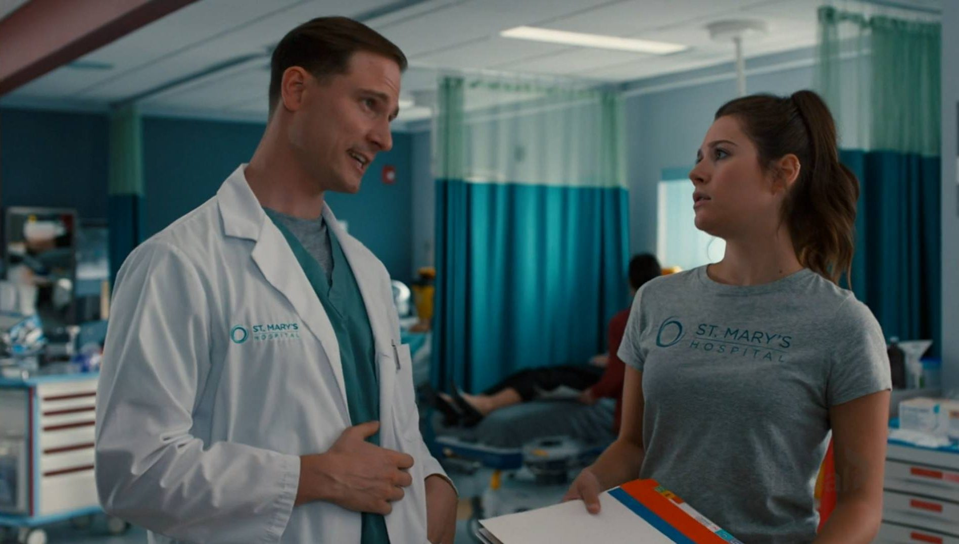 Events From Previous Episode That May Affect Nurses Season 2 Episode 9