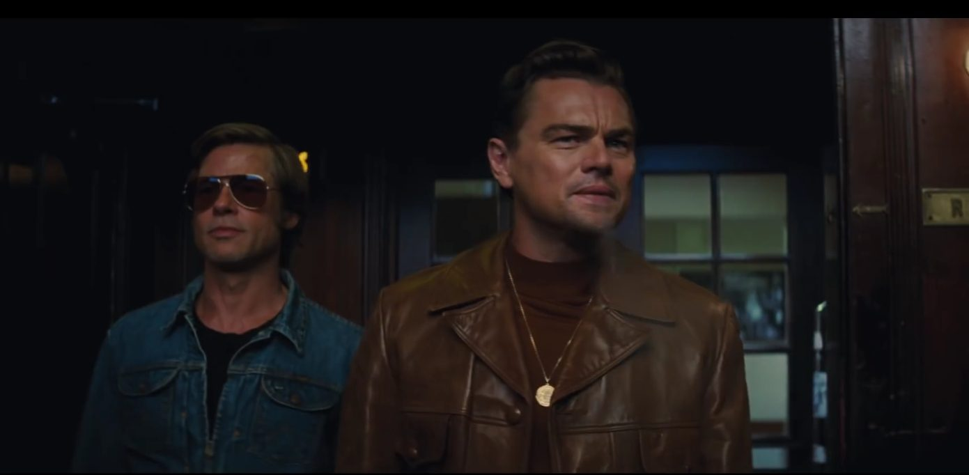 Once Upon A Time In Hollywood ending explained