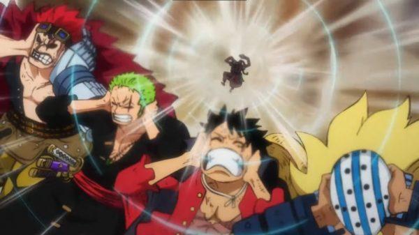 One Episode Piece 987