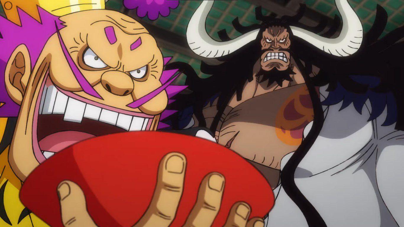One Piece Episode 989