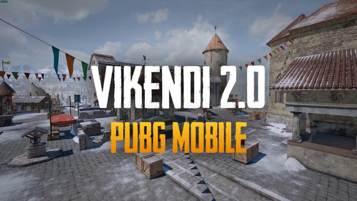 PUBG Mobile 1.6 Update