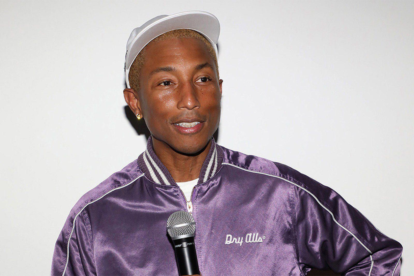 Pharrell Williams Net Worth