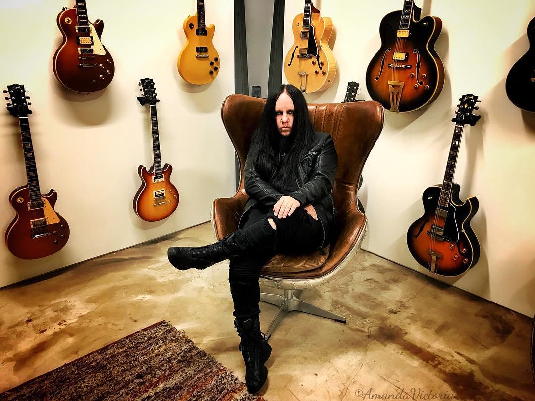 Joey Jordison die.