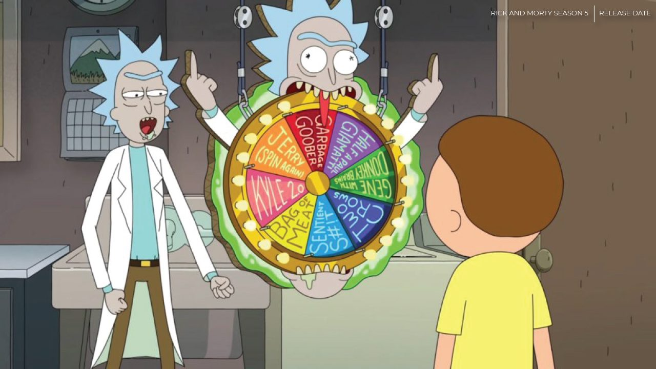 Rick And Morty Season 5 Finale Release Date