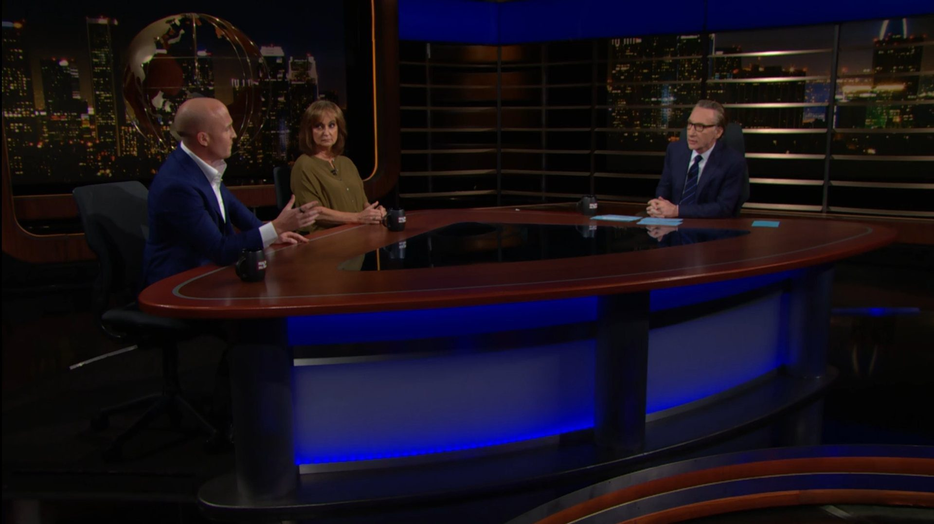 Ending Of Real Time with Bill Maher Season 19 Episode 24