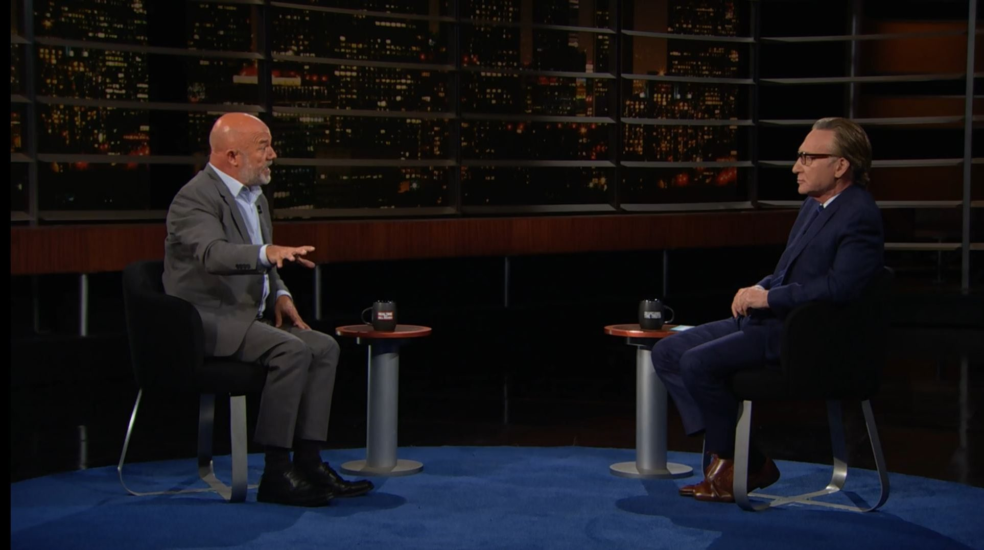 Events From Previous Episode That May Affect Real Time with Bill Maher Season 19 Episode 25