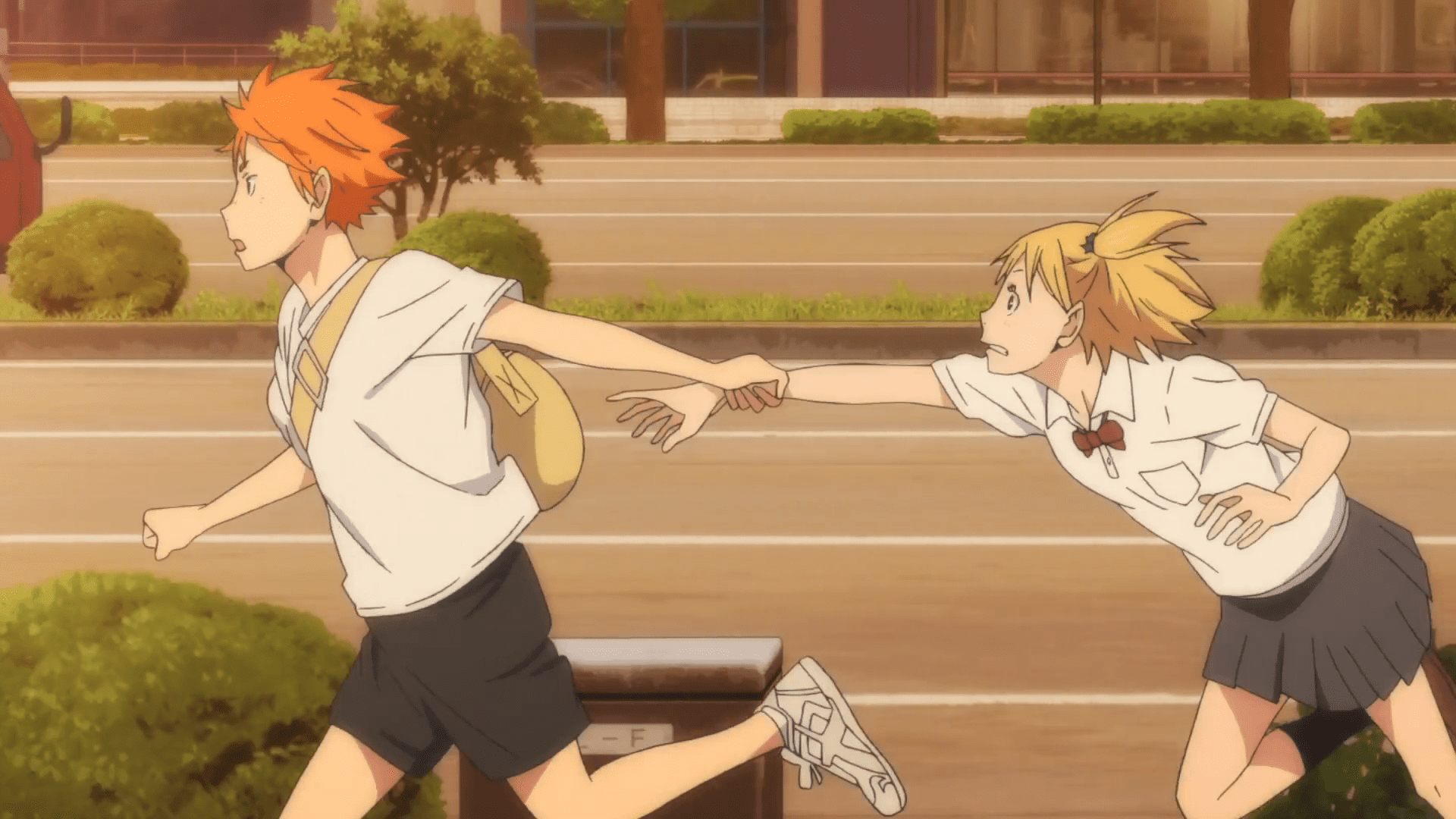 Who Does Yachi End Up With?