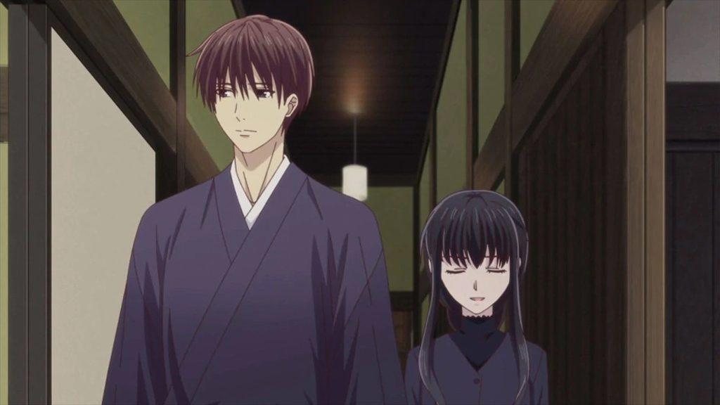 Saki Hanajima End Up With