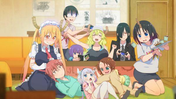 Miss Kobayashi's Dragon Maid S Episode 6