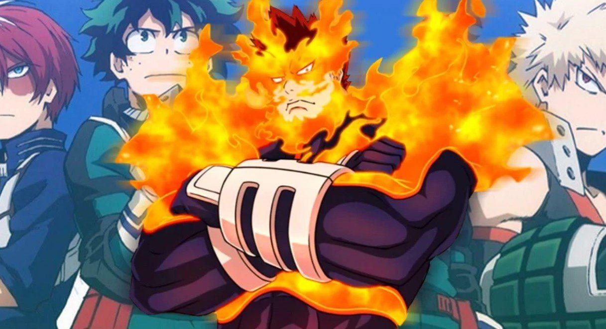 My Hero Academia Manga