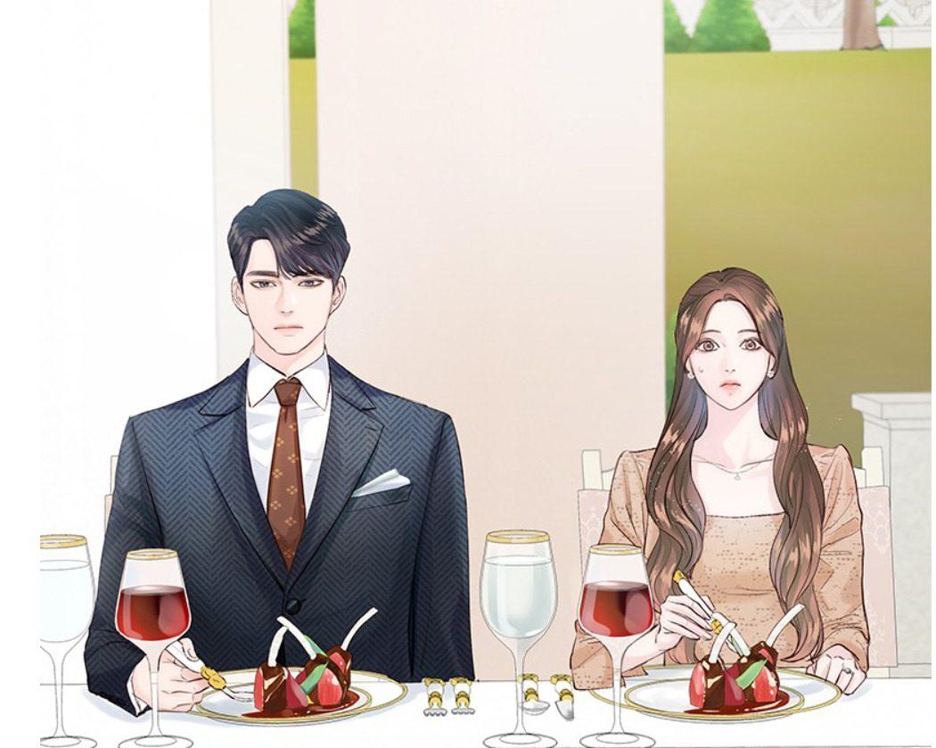 There Must Be Happy Endings webtoon