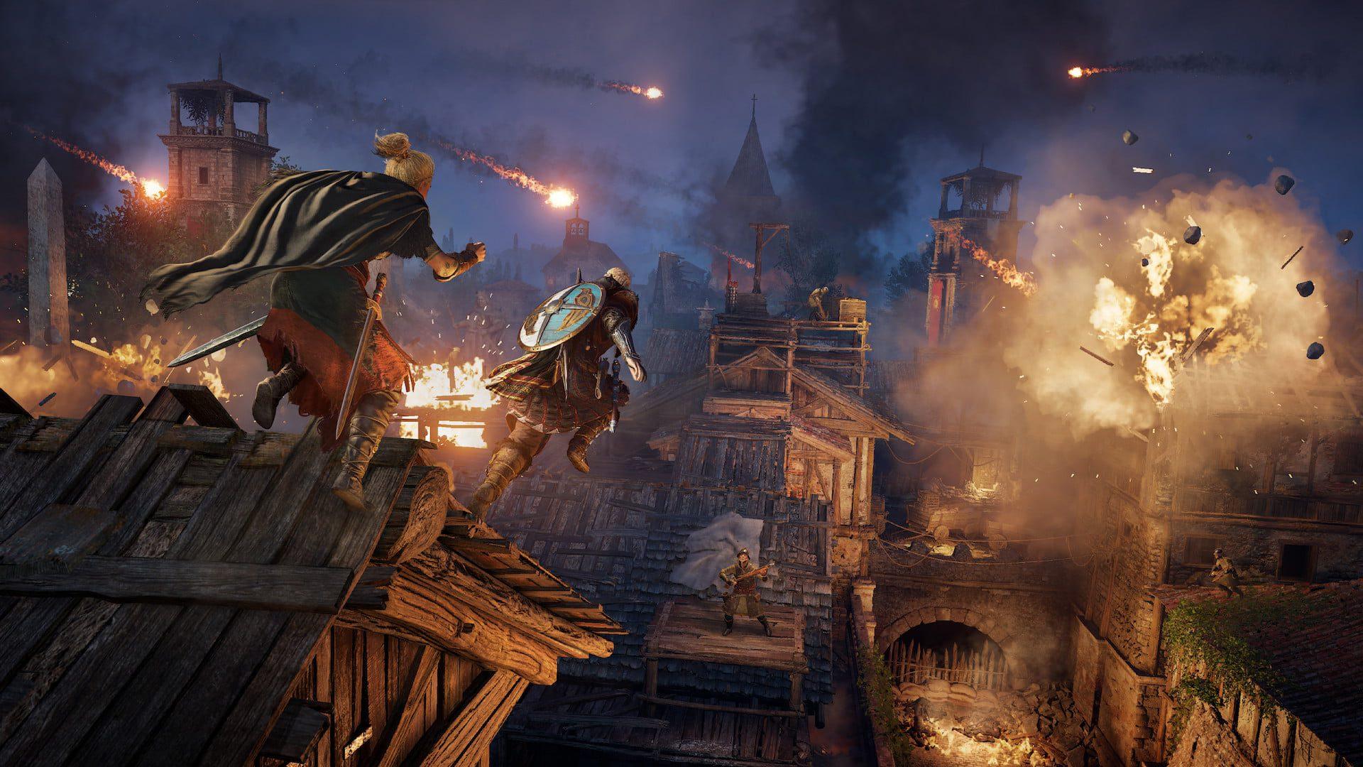 Siege Of Paris release date