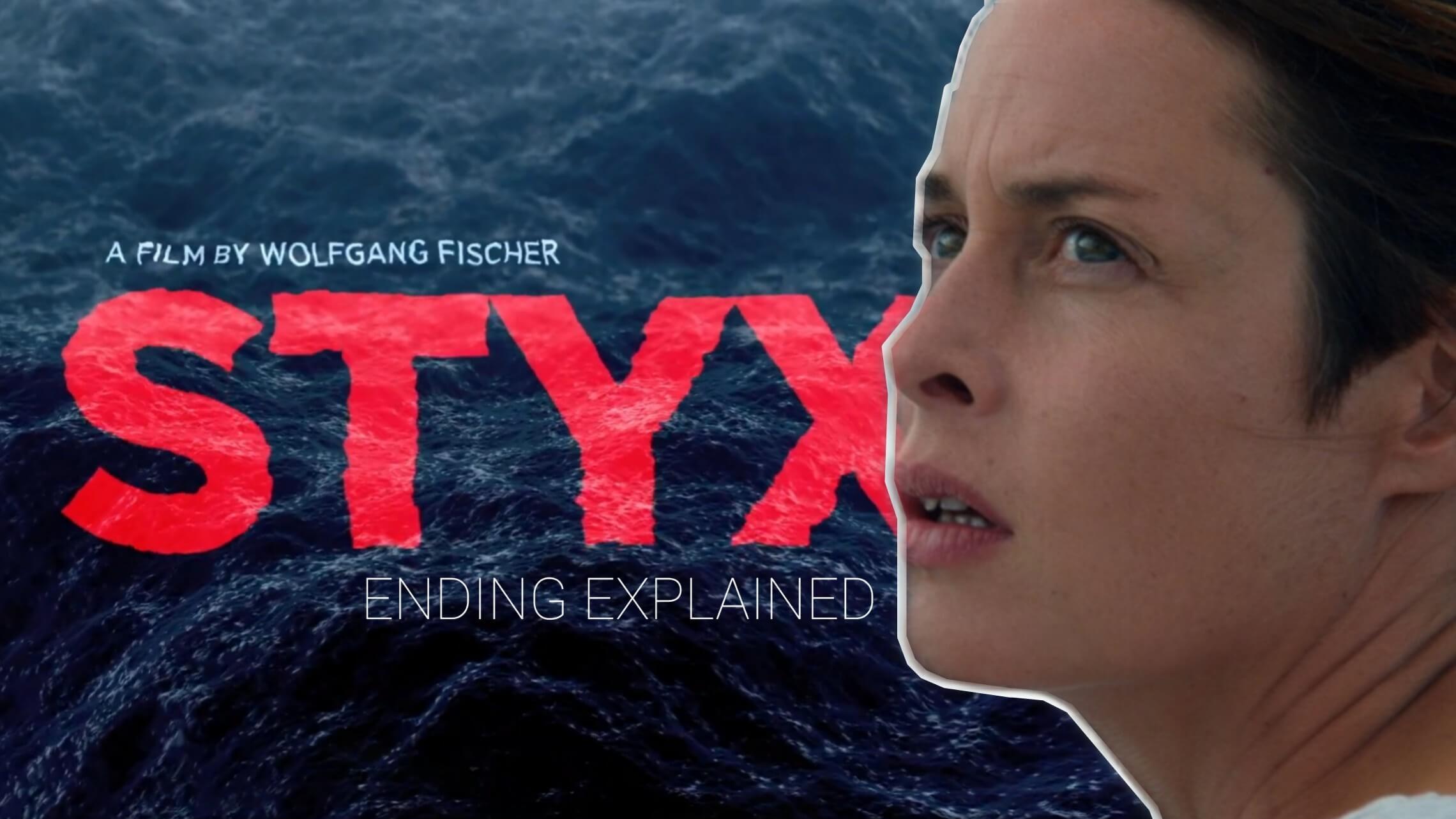 Styx movie ending explained