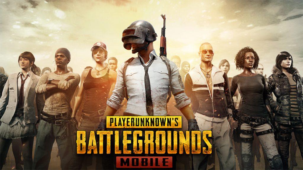 PUBG Mobile, Top 10 Mobile Games 2021