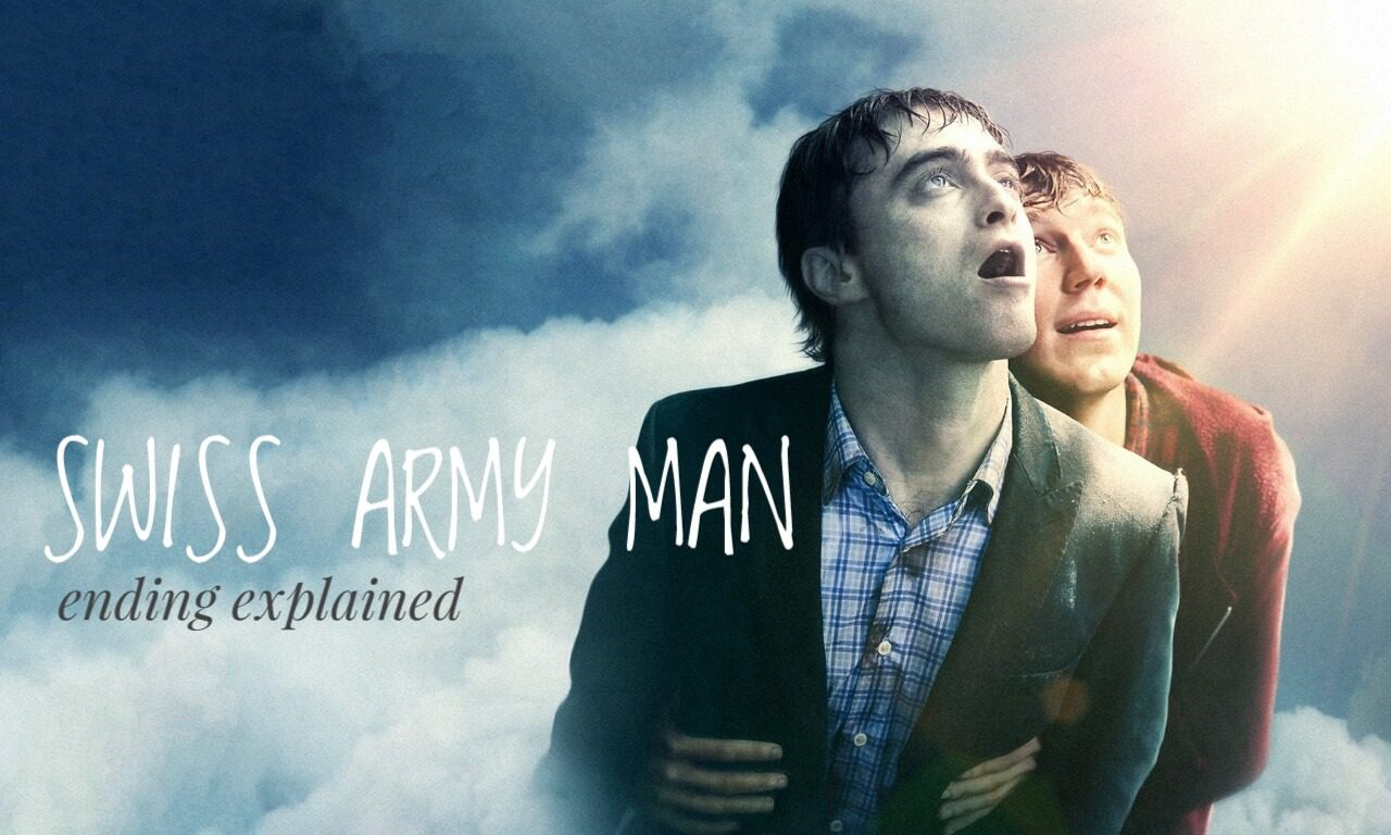 Swiss Army Man ending explained