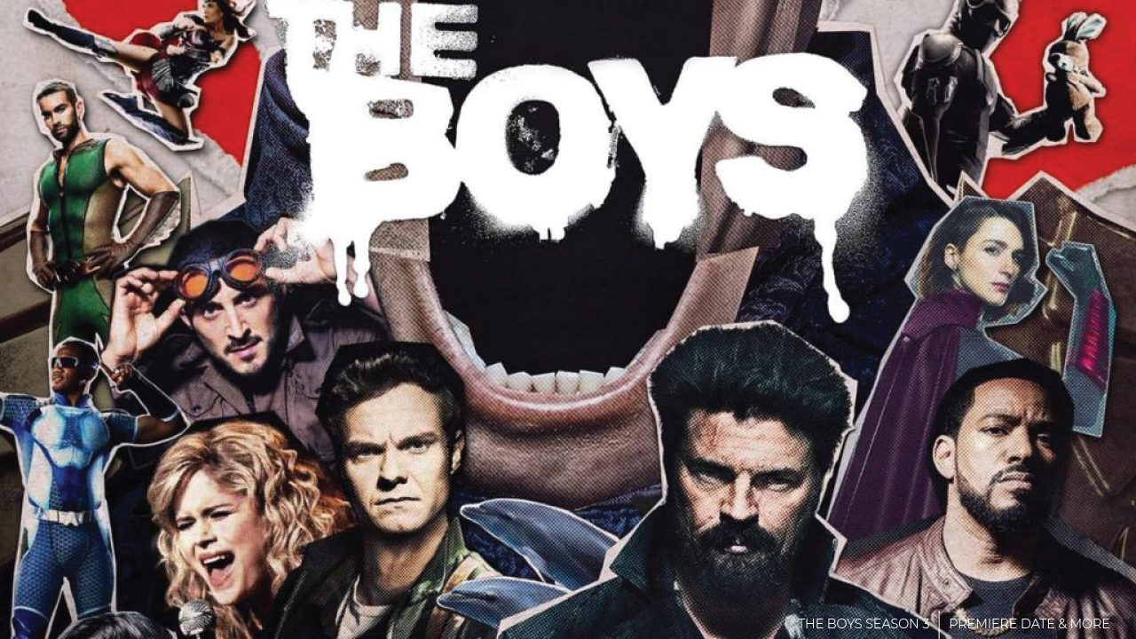 The Boys Season 3: Latest Release Update On The Sequel Series