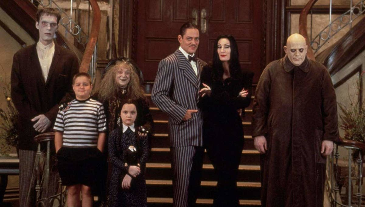 Netflix Brings A New Addams Family Series For Wednesday