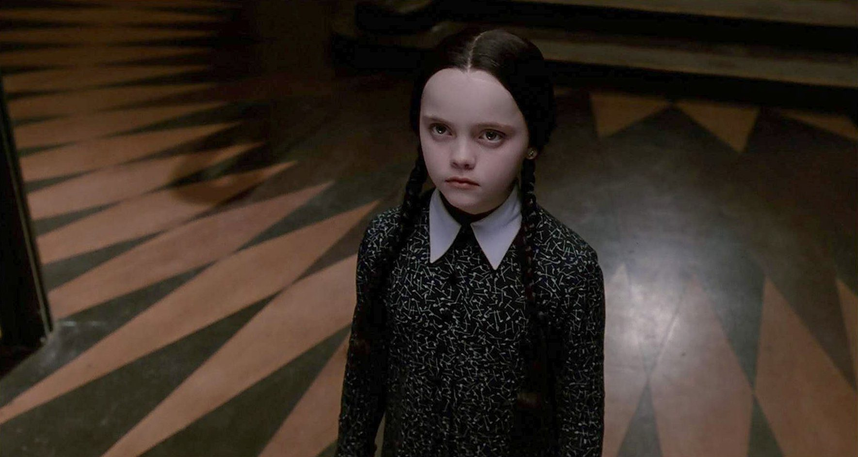 Plot for Netflix's The Addams Family Series Wednesday