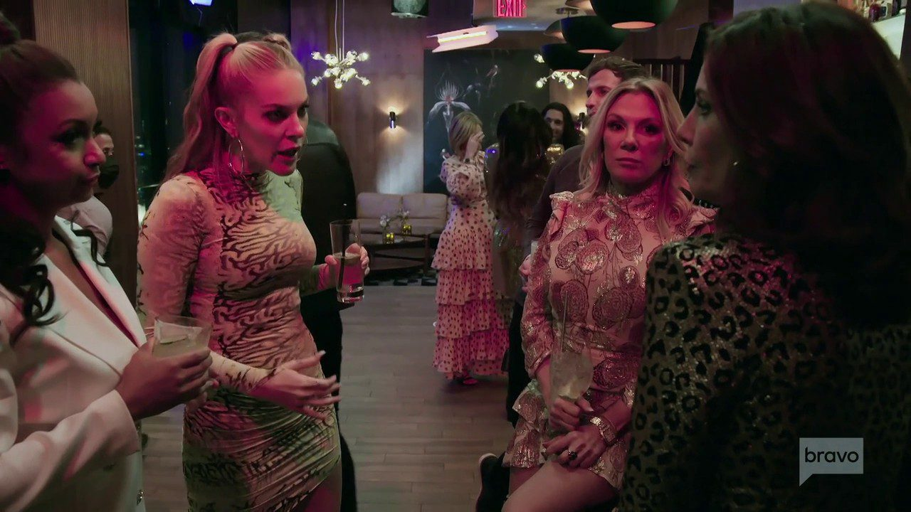 The Ending For The Real Housewives of New York City Season 13 Episode 12
