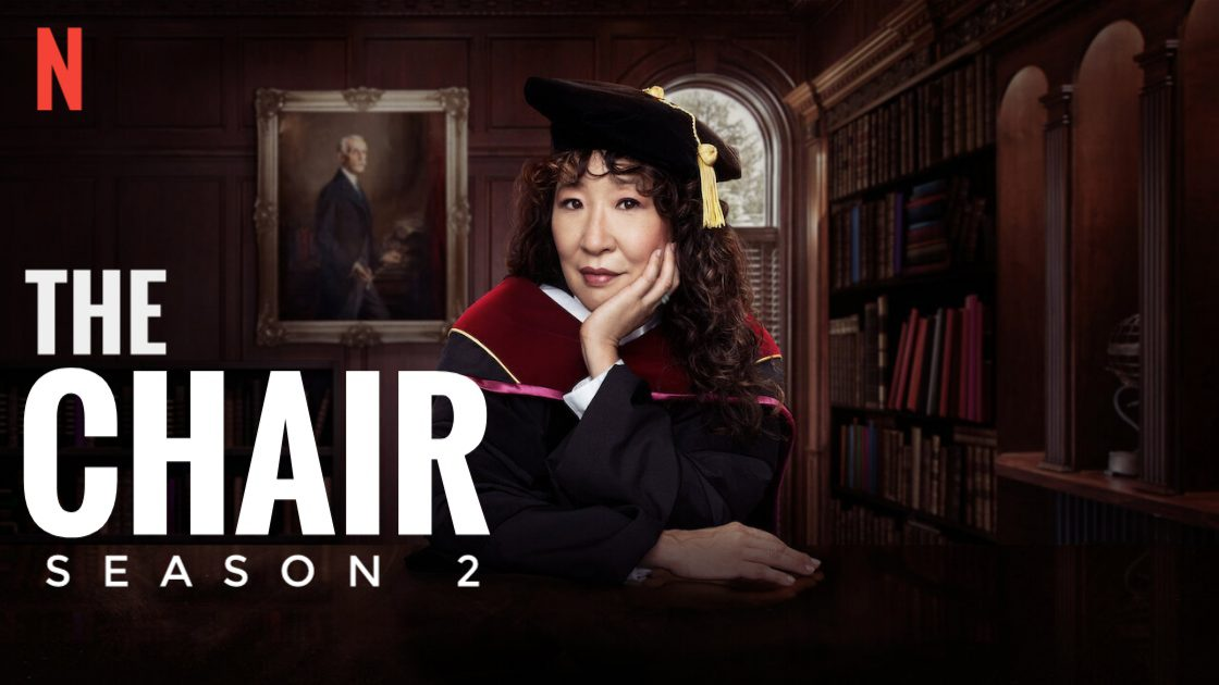 The chair season 2 release date