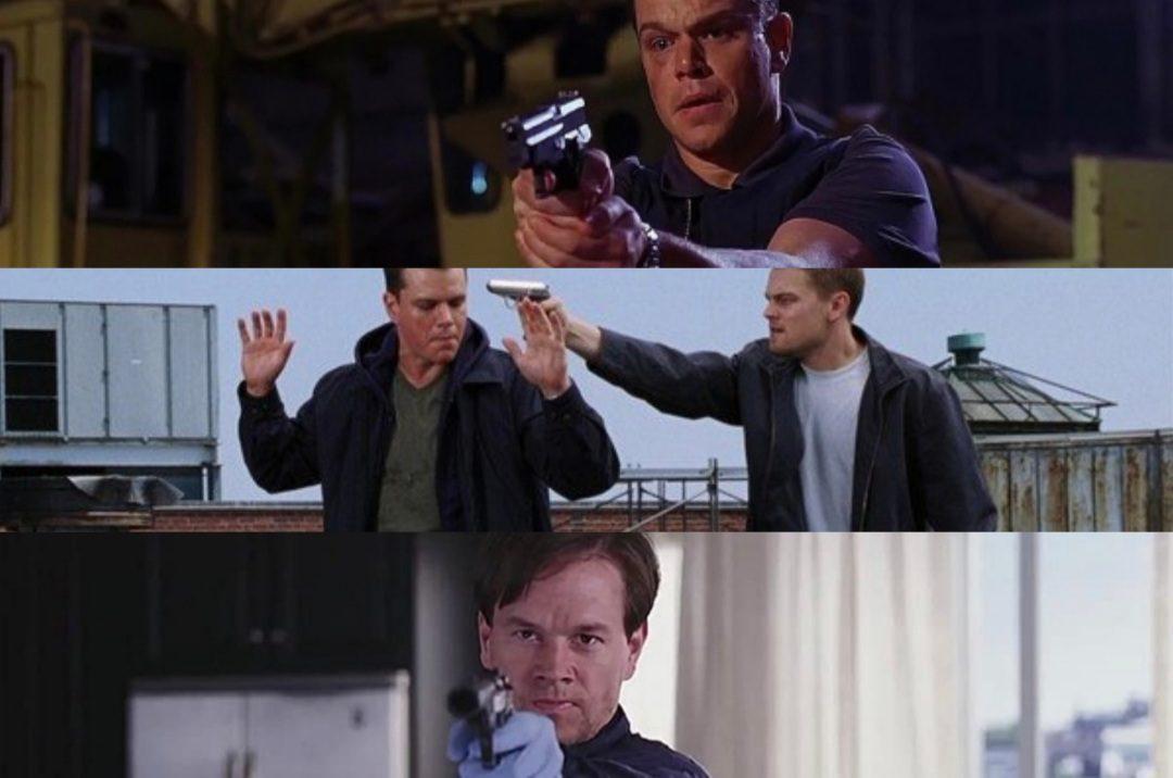 Who dies in departed movie