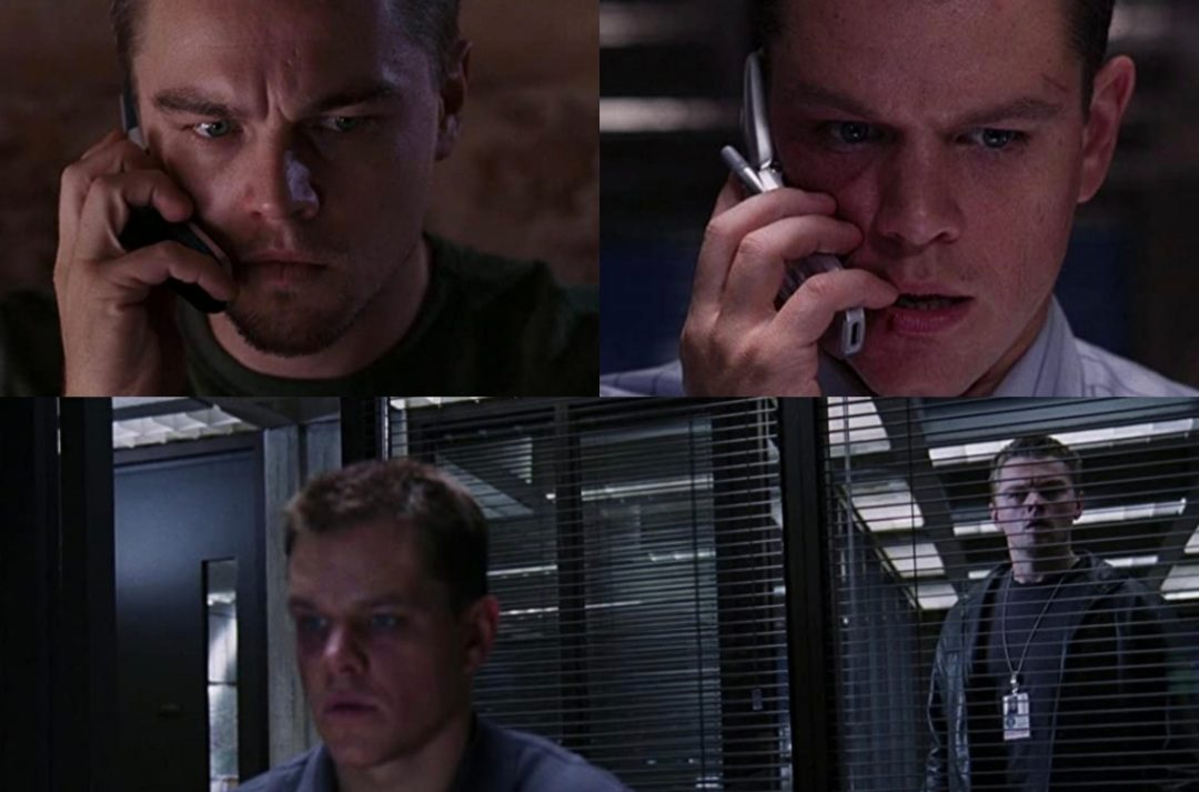 Is the departed a remake