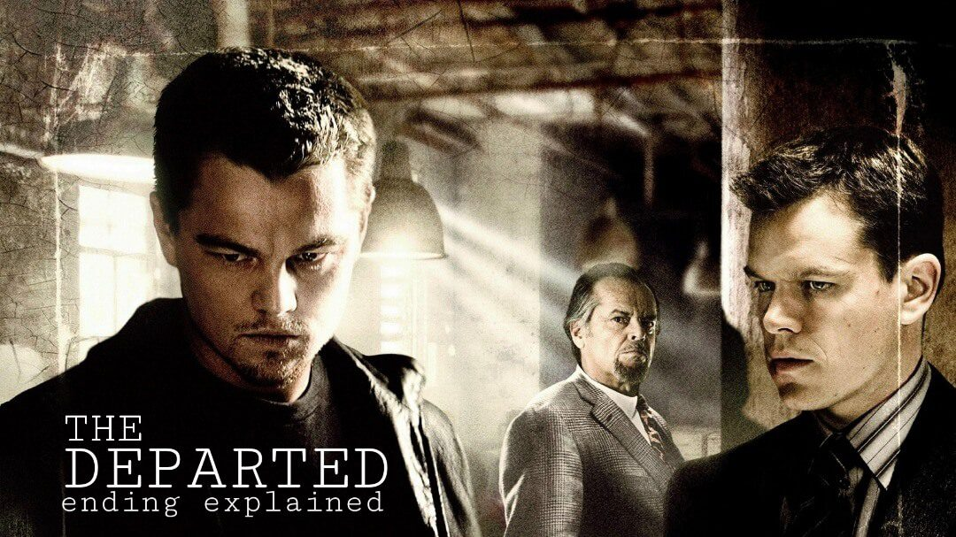 The Departed Ending Explained
