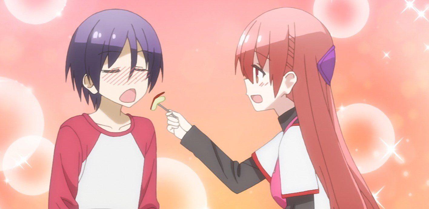 Tonikaku Kawaii ending