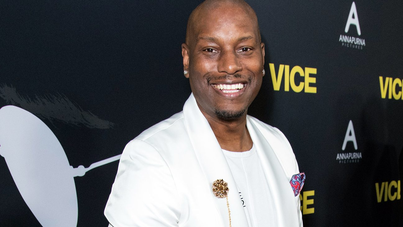 What Is Tyrese Gibson Upto?